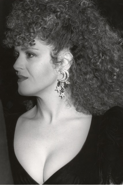 Bernadette Peters, actress and singer